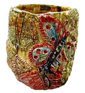 Peça em cerâmica de Inês Melo #01