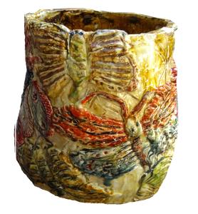 Peça em cerâmica de Inês Melo #02
