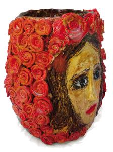 Peça em cerâmica de Inês Melo #07