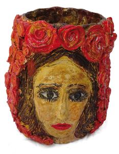 Peça em cerâmica de Inês Melo #08