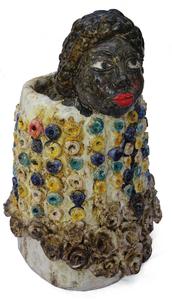Peça em cerâmica de Inês Melo #12