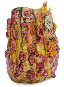 Peça em cerâmica de Inês Melo #16